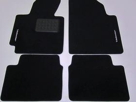 Tapete Carpete Super Luxo Veloster - 2011 2012 2013 14 2015