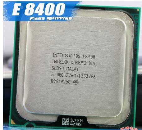 Processador Intel Core Duo 2 E8400