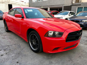 Remato Dodge Charger Rt 2012 5.7 V8 Aa Qc Posible Cambio