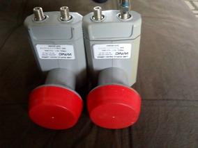 Kit Com 12 Lnb Skay Duplo
