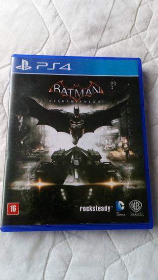 Mad Max + Batman Arkham Knight Ps4 Mídia Física
