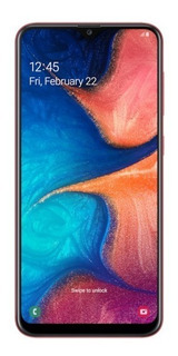 Celular Samsung Galaxy A20 Red Sm-a205mz