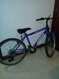 Bicicleta Rodado 24 Con 18 Velocidades Shimano