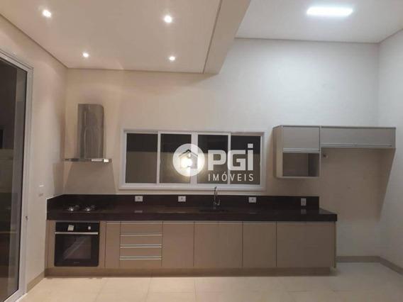 Casa Com 3 Dormitórios À Venda, 220 M² Por R$ 745.000,00 - Bonfim Paulista - Ribeirão Preto/sp - Ca2867