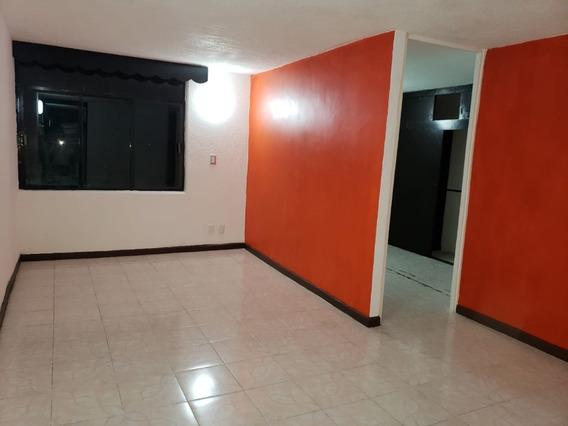 Departamento 2 Recamaras Centrico 10 Min. Metro Rosario