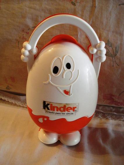 Lunchera Colección Huevo Kinder
