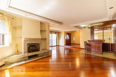 Apartamento Térreo Com 4 Dormitórios E 3 Garagens - Id: 892861477 - 161477