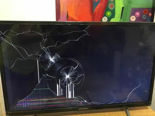 Tv Smart Admiral 32 Con Control A Reparar No Sony No Philips