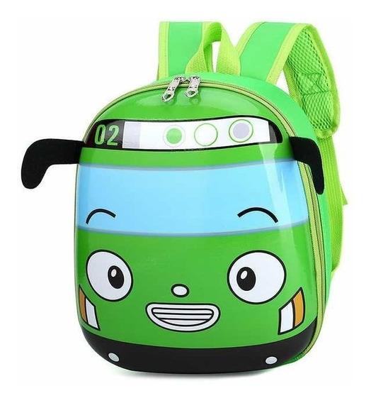 Mochila Infantil Tayo El Pequeño Autobús