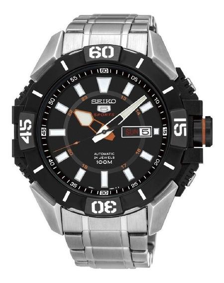Relógio Masculino Seiko 5 Automático Srp795b1 100 Metros