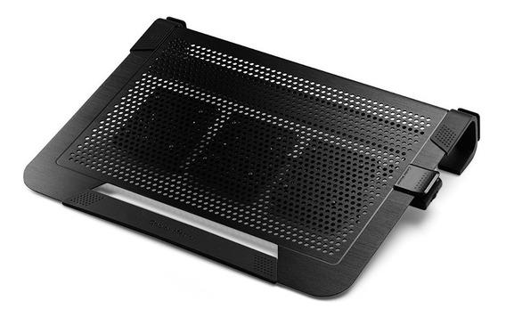 Ventilador Externo Cooler Master 3 Abanicos Moviles -negro