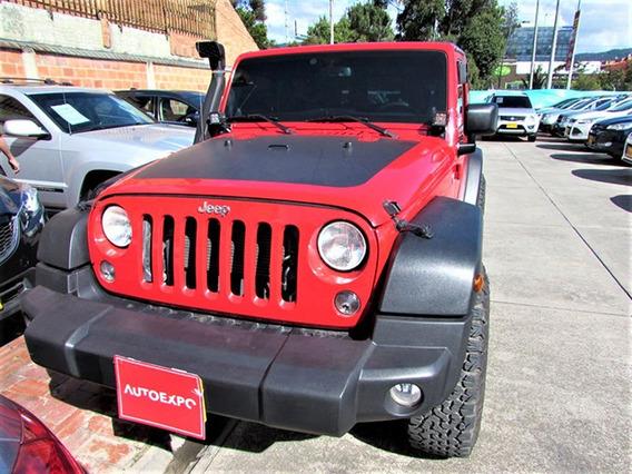 Jeep Wrangler Sport Sec 3,6 Gasolina 4x4