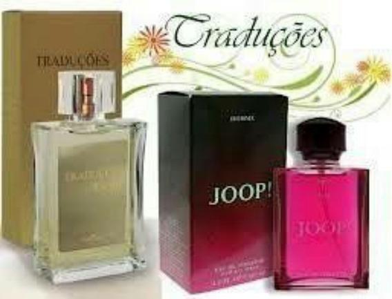 Perfume Joop Hinode Traduções Gold