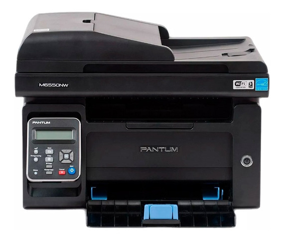 Impressora Multifuncional Laser Elgin Pantum Wifi-usb 127v