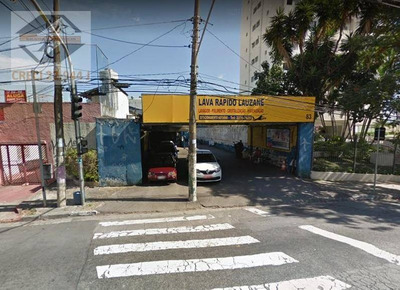 Terreno À Venda, 454 M² Por R$ 901.608 - Lauzane Paulista - São Paulo/sp - Te0755