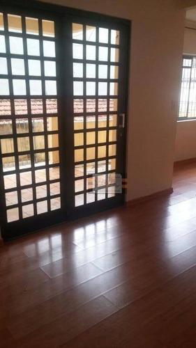 Casa Residencial À Venda, Vila Renato (zona Norte), São Paulo - Ca0369. - Ca0369
