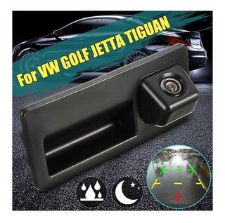 Camara Reversa Jetta Mk6 Virtus Caddy Passat Tiguan B6 B7 Hd Audi A4 B8 A3 A5 A6 A7 Q3 Q5
