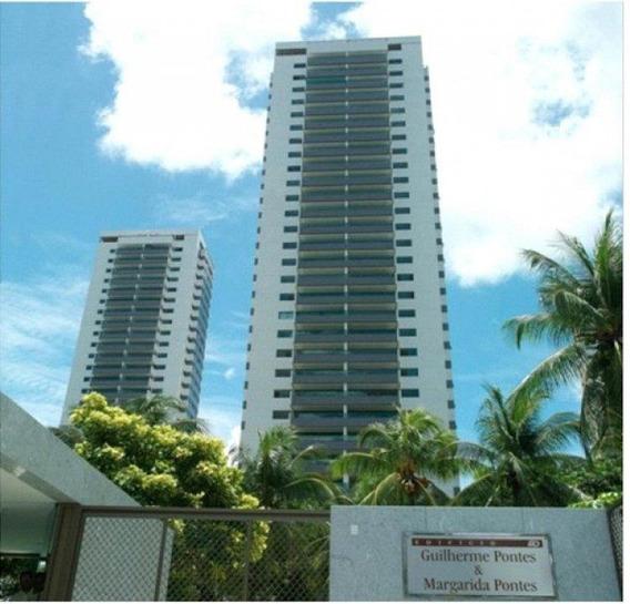 Apartamento Em Casa Forte, Recife/pe De 234m² 4 Quartos Para Locação R$ 5.000,00/mes - Ap140588
