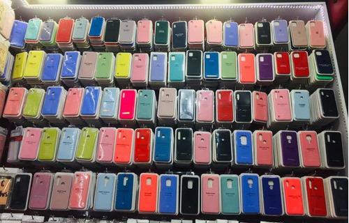 Silicone Case Para Diferentes Teléfonos 100% Garantizado