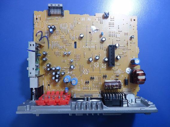 Placa Principal Car Áudio Para Cdx-gt327x Sony - Novo
