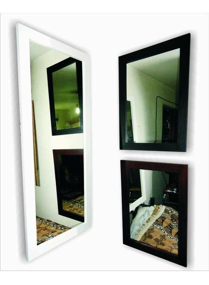 Espejo 70x50 Moldura De 6cm