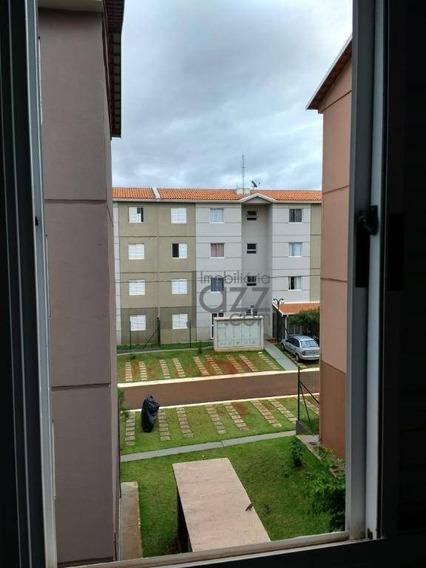 Apartamento À Venda, 45 M² Por R$ 160.000,00 - Residencial Real Parque Sumaré - Sumaré/sp - Ap3002