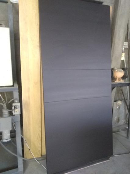 Puerta Entamborada Color Chocolate 1.98.5 X 95.5Espesor Del