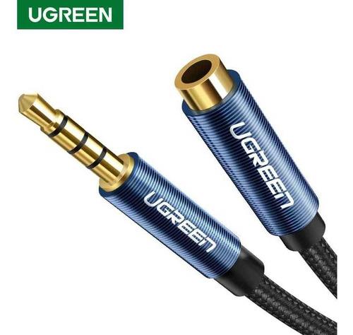 Imagen 1 de 6 de Cable Extension Jack 3.5mm Compatible Con Auriculares