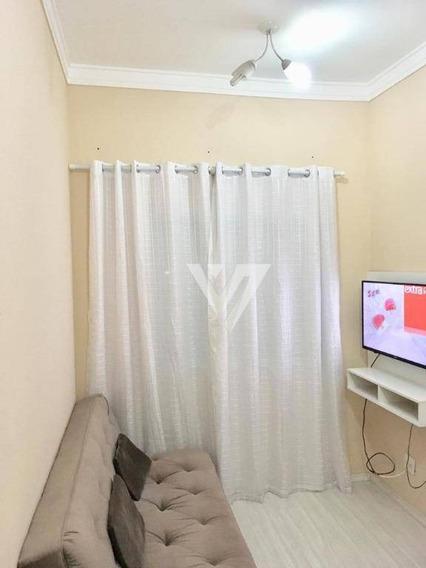 Apartamento À Venda - Condomínio Vida Plena Campolim - Sorocaba/sp - Ap1697