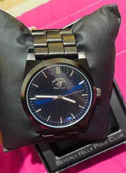 Reloj Beverly Hills Polo Club Sr626sw De Pulsera Mercadolibre Com Mx