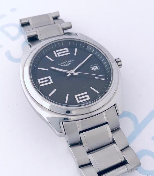Reloj Longines Lungomare Negro