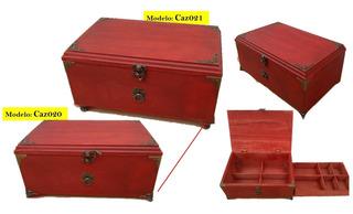 Cajas Antiguas Tipo Alajeros