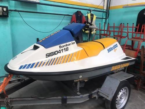 Moto De Agua Sea Doo Spi 580 Cc 1994 2t