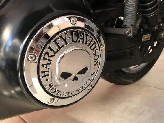 Harley Davidson Dyna Super Glide Custom Fosca