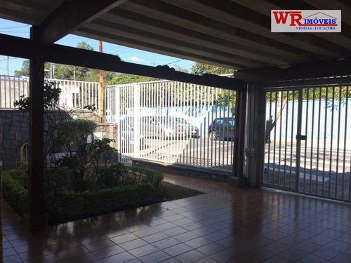 Imagem 1 de 8 de Casa Residencial À Venda, Jardim Hollywood, São Bernardo Do Campo - Te0104. - Ca0288