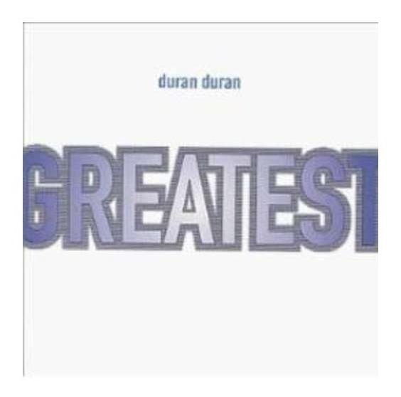 Duran Duran Greatest Cd Nuevo