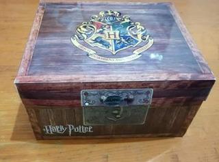 Harry Potter-coleccion-de 8 Libros+3 Adicionales+regalos