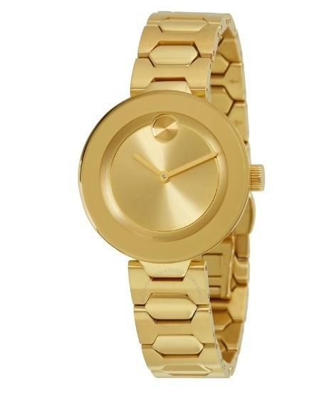 Reloj Movado Bold Para Ella Original Nuevo