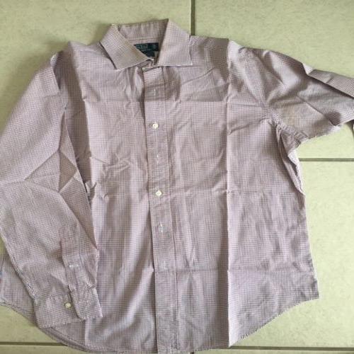 Camisa Polo Ralph Lauren Original Talla 15 1/2