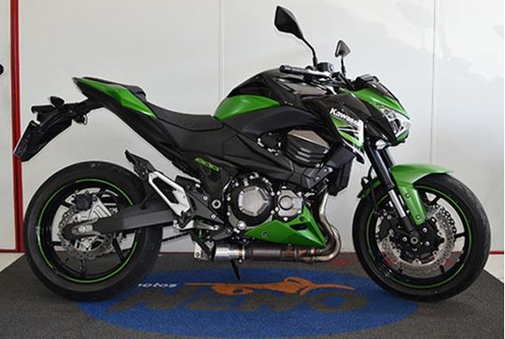Kawasaki Z 800 2016 Verde
