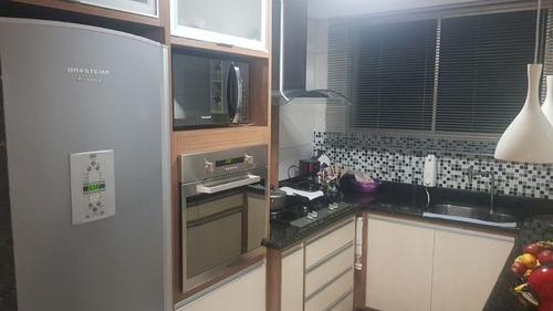 Imagem 1 de 22 de Cobertura Com 3 Dormitórios À Venda, 128 M² - Paulicéia - São Bernardo Do Campo/sp - Co2891