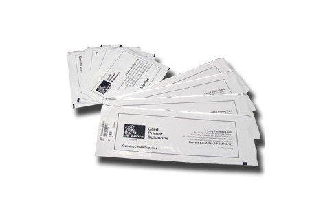 Kit De Limpieza Para Todas Las Impresoras De Carnets Zebra