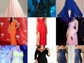 Vestidos: Fiesta, Noche, Novia, 15 Años, Cóctel, Damas Guias