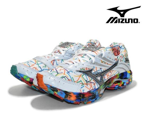 Tenis Feminino Mizuno Prime 9 Osaka Corrida Oferta Original