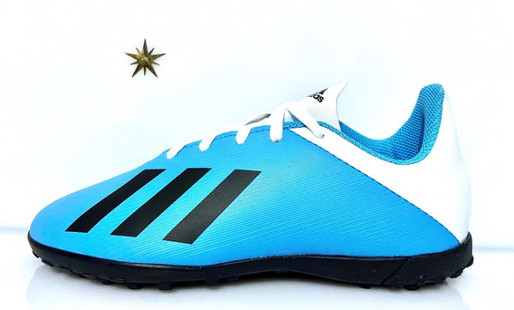 Tenis adidas X 19.4 De Niño Futbol Rapido F35347