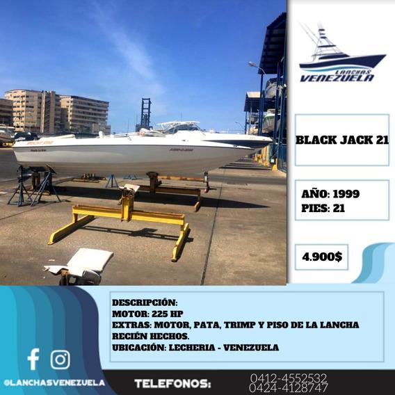 Lancha Black Jack 21 Lv376