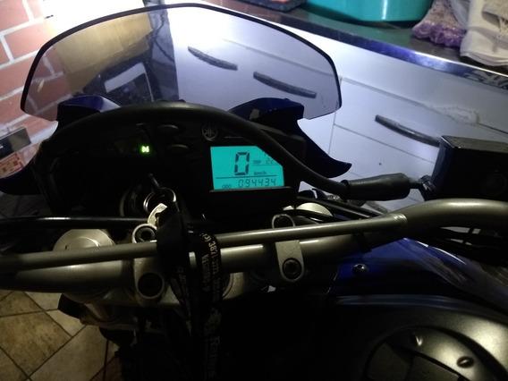 Yamaha Xt 660 2012 Motard