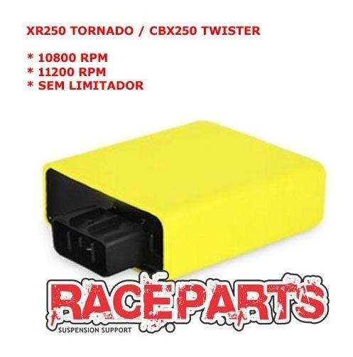 Cdi Xr250 Tornado Alta Performance Digital Corte 11200rpm