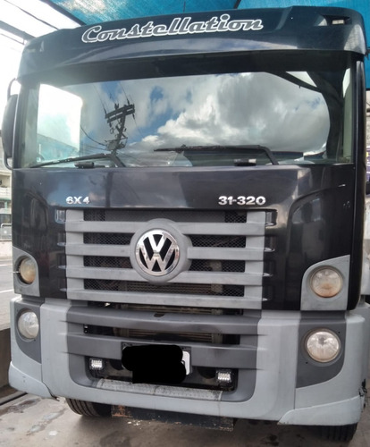 Vw  31 320   Consteletion  Tracado No Chassi  Ano  2008