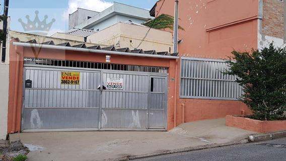 Casa Com 2 Dormitórios À Venda, 110 M² Por R$ 800.000 - Vila Ipojuca - São Paulo/sp - Ca0427